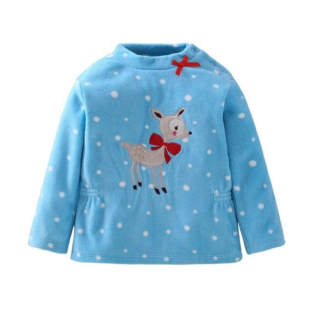 Embroidered Custom Fleece Jackets
