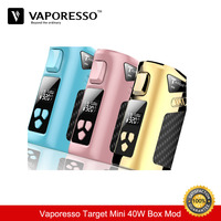Cigarette Electronique Vaporesso Target Mini 40W TC Box Mod E Cigarette Mod Vaporizer Vape Electronic Cigarette