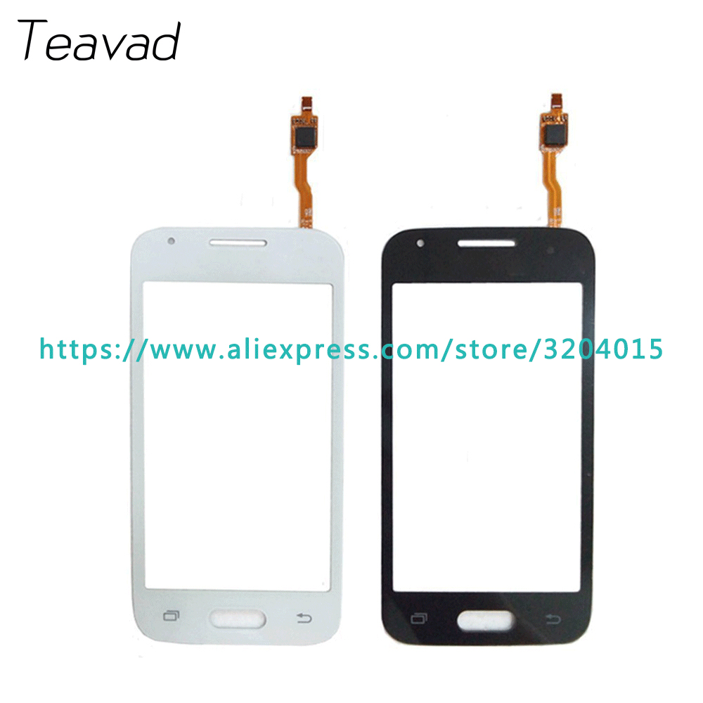 High Quality 4.0 For Samsung Galaxy DUOS Trend 2 Lite G318 Touch Screen Digitizer Sensor Outer Glass Lens Panel Black White