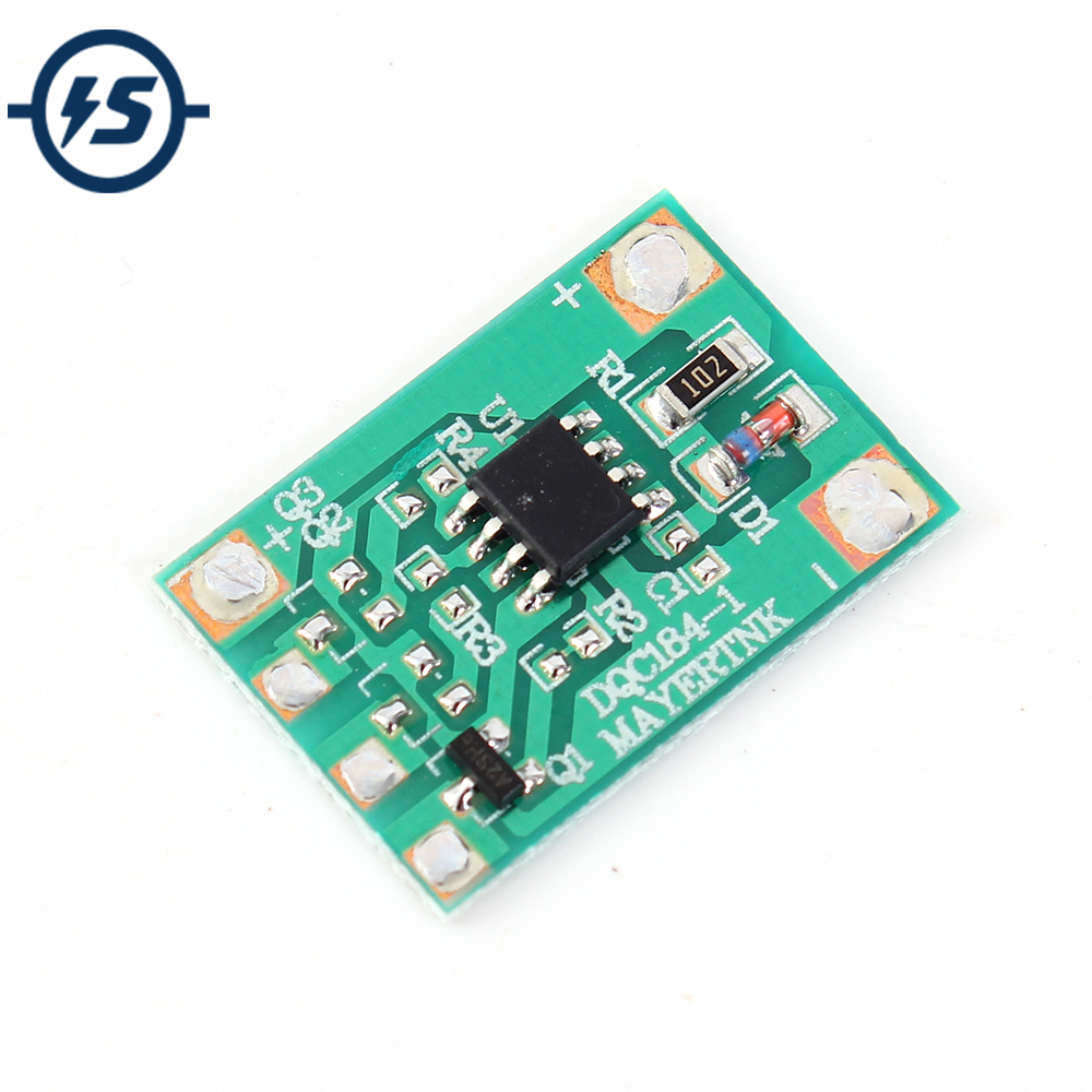 DC 3V-12V Gradient Light Controller Automatic Dimmer Breathing Light Driver Module Lamp With Slow Flashing Module Chip IC
