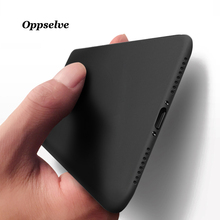 hot deal buy oppselve phone case for iphone 8 7 6 6s ultra thin slim soft tpu cover case for iphone 8 7 6 6s plus coque capinhas for iphone 8