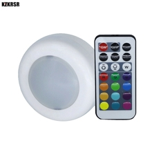 Dimmable RGB 12Colors led Cabinet Lights Two Control Wayes L