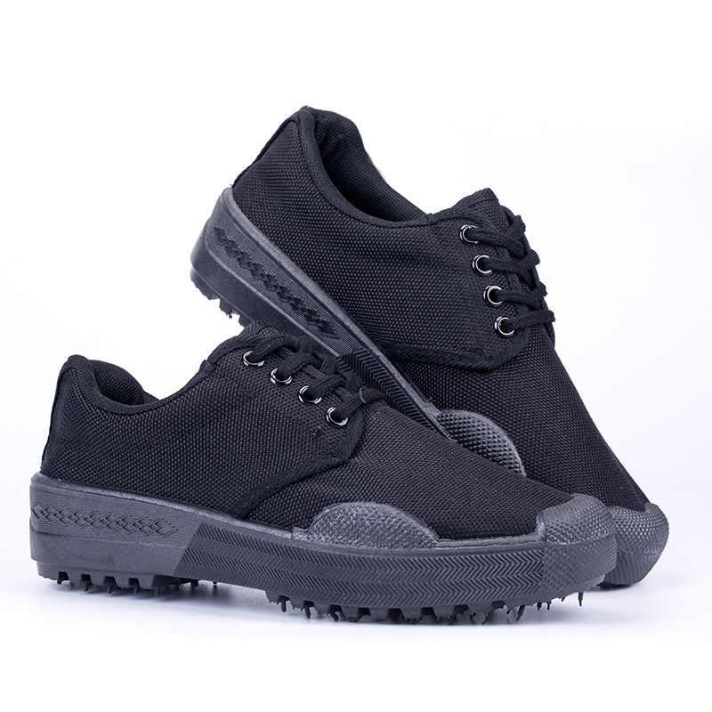 OUDINIAO حذاء رجالي قماش الدانتيل يصل الصينية القديمة الجيش التمويه الرجال حذاء كاجوال 2019 Plimsolls تنفس الذكور الأحذية أحذية رياضية