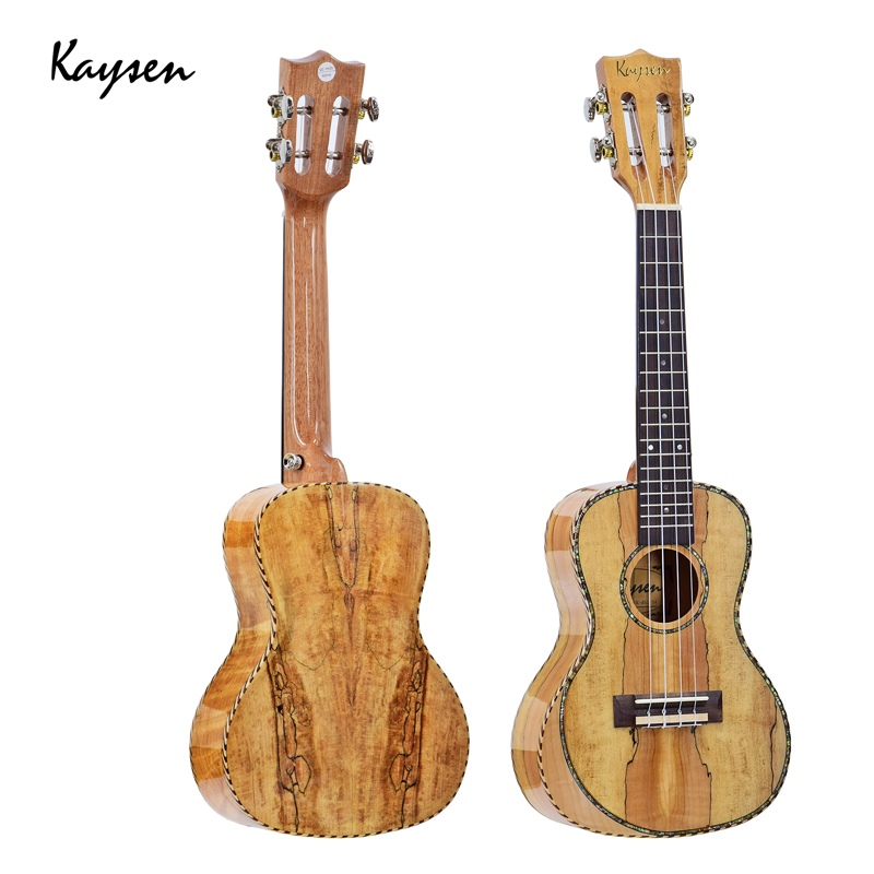 Kaysen 23 Inch Ukulele Maple Professional Ukulele Concert Hawaii Guitar 4strings Ukelele UKE Musical Instrument JUK06