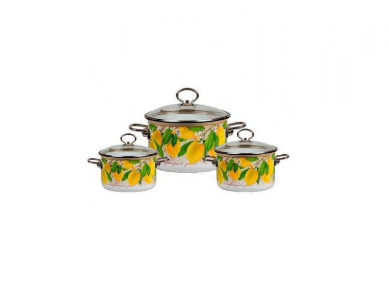 Dinner set VITROSS, Limon, 03 vitross limon 1sd205s