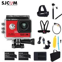 100% Original SJCAM SJ5000 2'' Screen 1080P Diving 30M Waterproof Outdoor Mini Sports Action Camera Various Accessories Choose