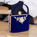 YYW Сумка-клатч с кристаллами, кошелек для вечеринки, женские вечерние сумки, сумка через плечо, сумки-мессенджеры, свадебная модная дизайнер...