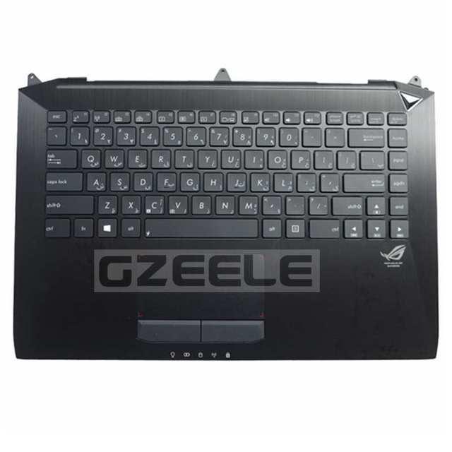 Нью-клавиатура для ASUS республика геймеров G46 G46V G46VW клавиатура ноутбука