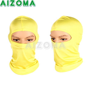 Image 4 - LOW PRICE Motorcycle Windproof Ski Neck Protecting Outdoor  Balaclava Full Face Warming Mask Ultra Thin Breathable Safety Guard