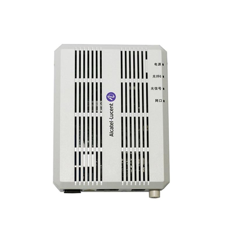 Original Alcatel Lucent Bell GPON ONU I-010G con 1 puerto ethernet GE, entrada SC/UPC, Inglés vesion