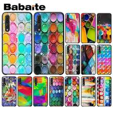 Babaite Color paint box colorido lindo teléfono accesorios funda para Huawei P9 P10 Plus Mate9 Mate10 Lite P20 Pro Honor10 view10(China)