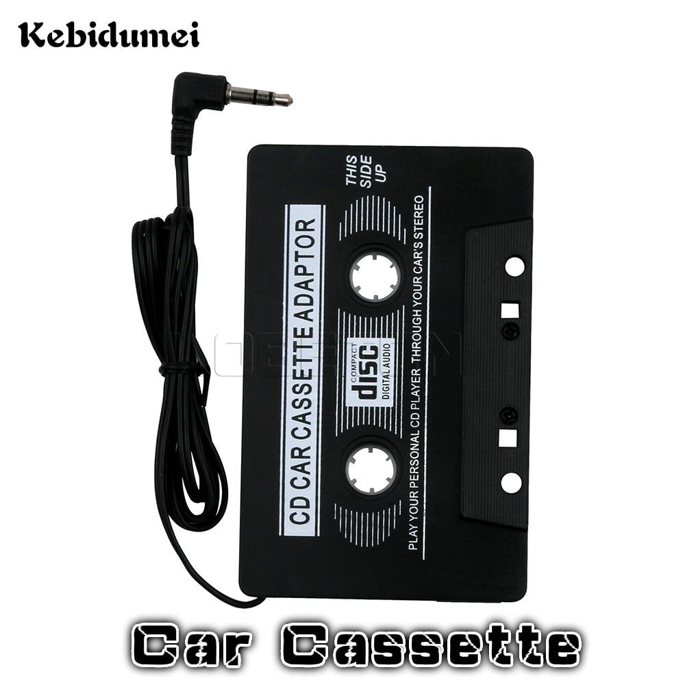 Cassette & Spieler Kebidumei Aux Adapter Auto Kassette Band Kassette Mp3 Player Converter 3,5mm Jack Stecker Für Ipod Iphone Mp3 Aux Kabel Cd-player Gute QualitäT Unterhaltungselektronik
