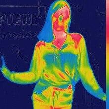 Тепловизор камера инфракрасного изображения ночного видения FLIR ONE PRO использовать для iphone ipad iOS или Android