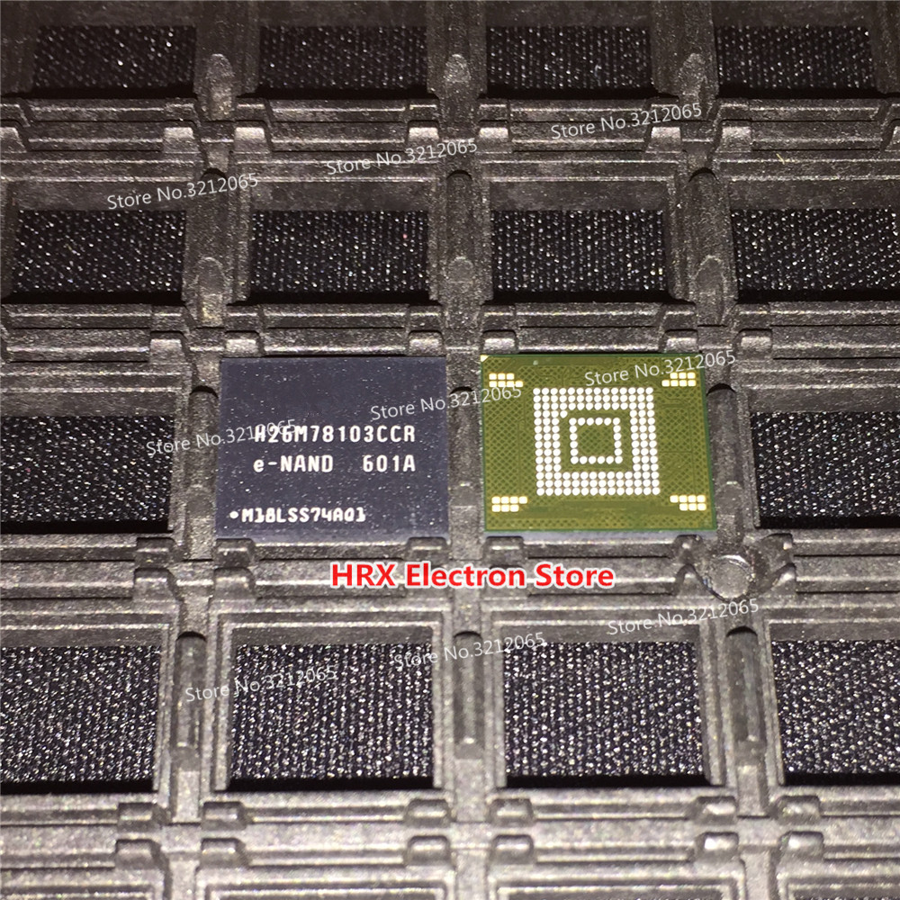 100% Yeni Orijinal H26M78103CCR 64 GB BGA EMMC H26M78103100% Yeni Orijinal H26M78103CCR 64 GB BGA EMMC H26M78103