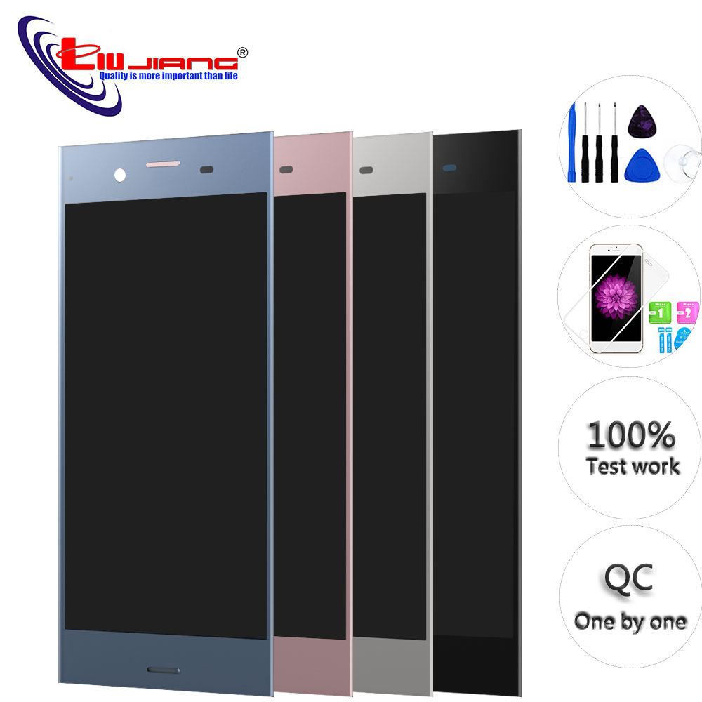 Original For SONY Xperia XZ1LCD Display Touch Screen Digitizer Replacement parts for SONY Xperia XZ1 LCD Assembly(China)
