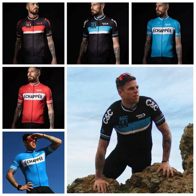 2018 SG aero cycling jersey high quality MTB Bicycle clothing Stolen goat  Team pro racing bike shirt short sleeve Breathable 5799b088a