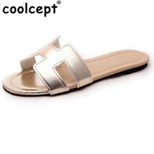 female new arrival brand leisure sandals comfortable slippers soft summer shoes women beach flip flop ladies footwear size 35-40