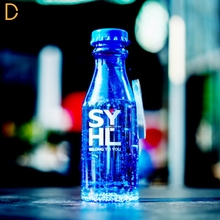 550ml Sport Travel Water Bottle 10 Color Leak-proof Plastic Bottles Portable Lemon For Outdoor Running Camping Drinkware