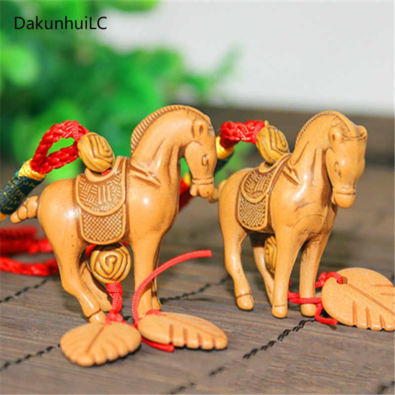 Novo Clássico das Mulheres Dos Homens de Sorte Elefante Pingente Escultura Chaveiro Anel Chave do Presente Cadeia