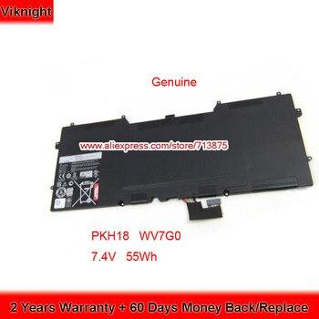 Original 7.4V 55Wh 6 Cells C4K9V PKH18 Battery for Dell XPS13 9333 Ultrabook Y9N00 0PKH18