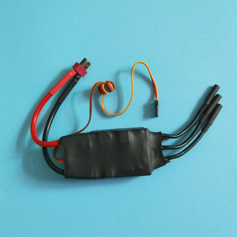 125A RC Boat ESC Brushless Electric Boat Model ESC Dual Way Water Cooling Forward/backward Electronic Governor low price sell brushless esc for car boats rc model 50a brushless esc for boat with water cooling system brake xxd50a