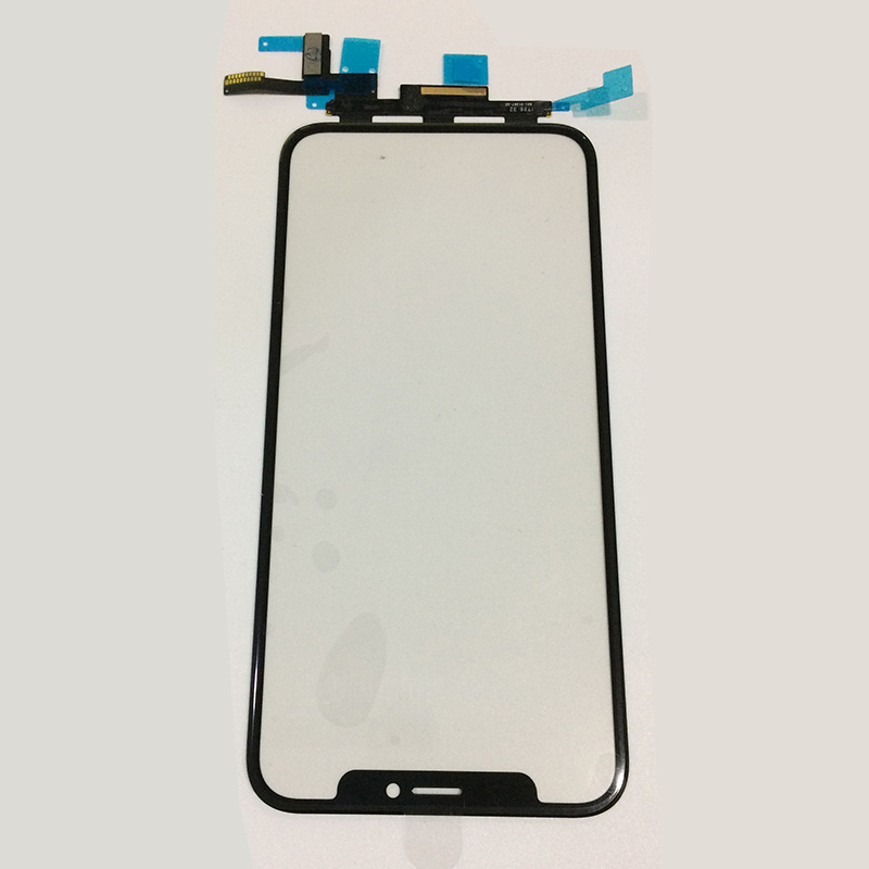 New Touch Screen Sensor Panel Digitizer Front Outer Glass Lens Assembly for iPhone X 10 Ten