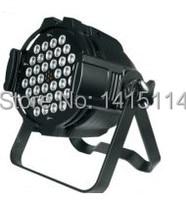 High power 36 pcs * 3 W RGBW led par koning licht/LED Bruiloft achtergrond licht-in Toneelbelichtingseffecten van Licht & verlichting op