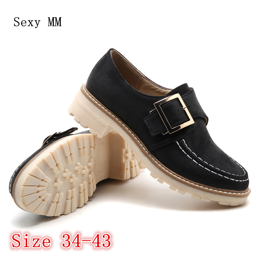 Campus Student Slip On Shoes Women Oxfords Shoes Loafers Flats Woman Casual Flat Shoes High Quality Plus Size 34 - 40 41 42 43 new round toe slip on women loafers fashion bow patent leather women flat shoes ladies casual flats big size 34 43 women oxfords