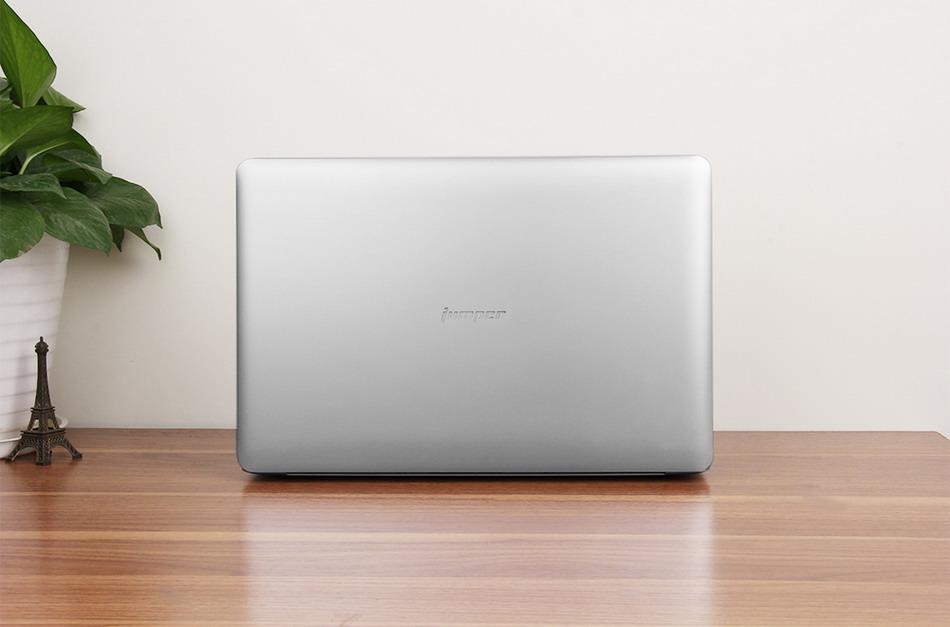 Jumper EZbook 2 A14 Laptop 14.1 Inch Windows 10 Ultrabook 1920 x 1080 FHD Display Intel Cherry Trail Quad Core Z8300 4GB RAM 64GB eMMC ROM Bluetooth Ultraslim Notebook Computer a (1)