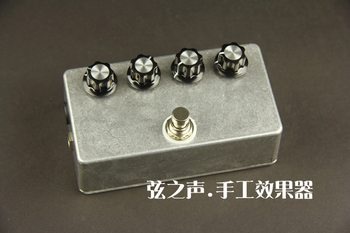 DIY MOD Overdrive Zendrive Overdrive Pedal Electric Guitar Stomp Box Effects Amplifier AMP Acoustic Bass Accessories Effectors фото