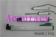 Slider KTF-050MM electronic ruler injection molding machine printing machine resistance linear displacement sensor KTF 50mm