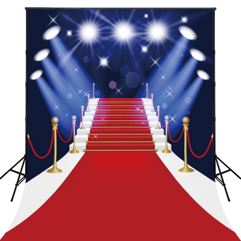 Aliexpress.com : Buy 4X6ft Art Fabric Avenue Of Stars
