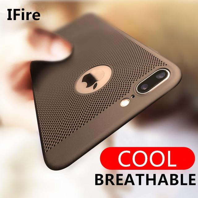 Heat Dissipation Phone Case iPhone 6 6s 7 7 plus