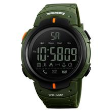 Men Women Fashion Waterproof Smart Sports Wrist Watch Bluetooth Digital Display original waterproof u8s sport u watch bluetooth smart wrist sports