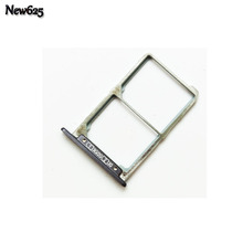 Original New Sim Tray Holder For Lenovo S860 Sim Card Reader Tray Socket Slot Holder Replacement