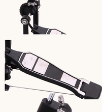 Jazz drum rack tuning hammer foot pedal single step hammer rack drum accessories tama hp910ln speed cobra drum pedal w case
