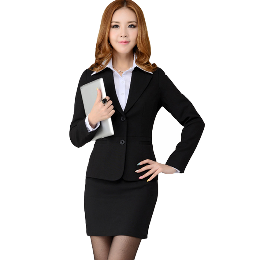 new hot spring autumn fashion business professional attire