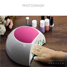 New SUN2 48W Nail Dryer Art Manicure Tools LED UV Lamp Gel Polish Power Curing Painting