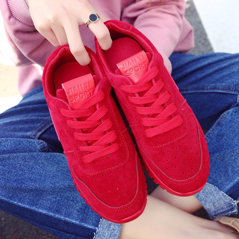 British style 2017 new air force women sport Shoes Outdoor comfortable travel Trainers women Lightweight running shoes