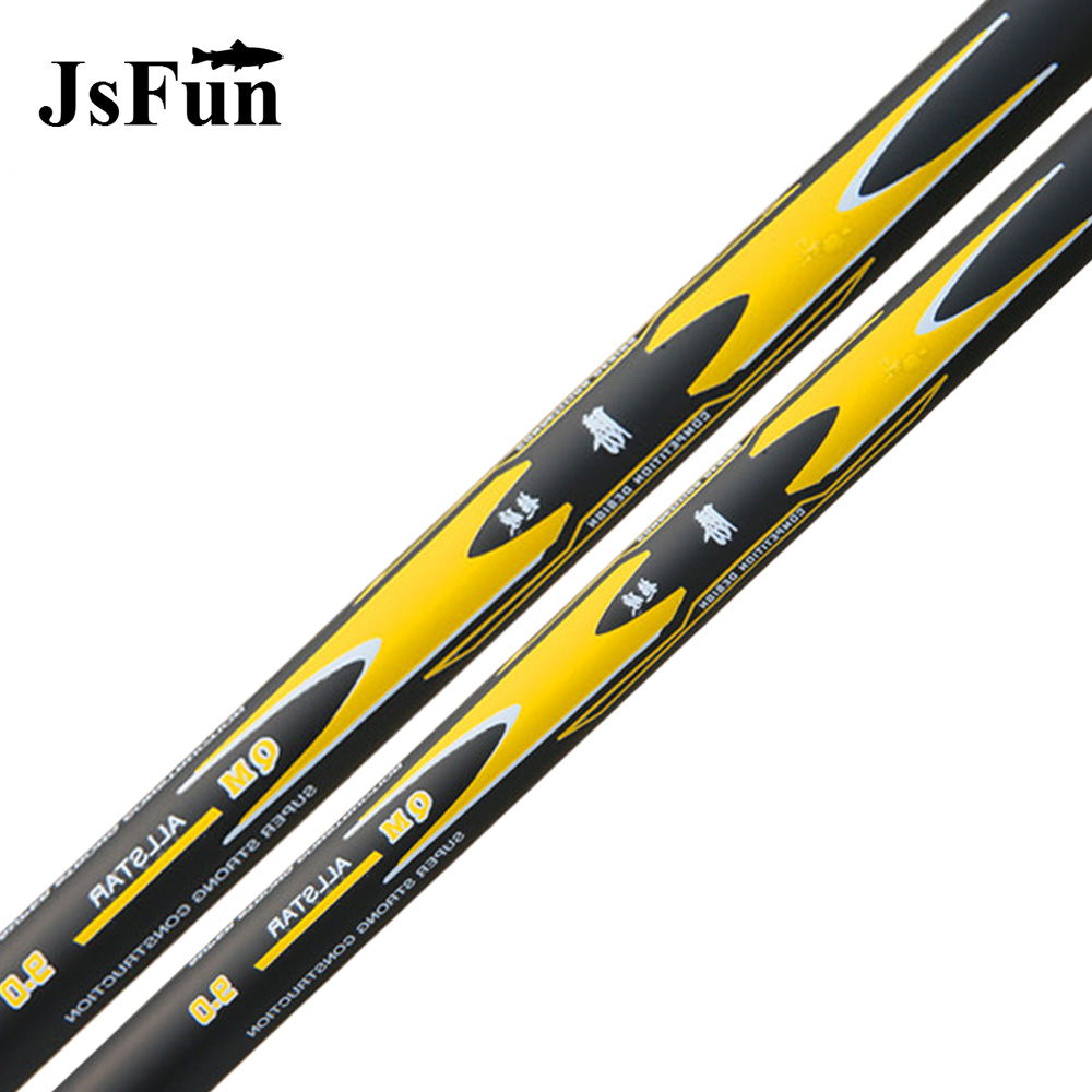 Ultra Long Hard 8M 9M 10M 11M 12M Telescopic Carbon Fiber Carp Fishing Rod Hand Rod Stream Pole Feeder Fishing Rod Olta L246 2016 telescopic carbon fishing rod fiber long ultra hard hand stream taiwan fishing rod pole 3 6m 4 5m 5 4m 6 3m 7 2m