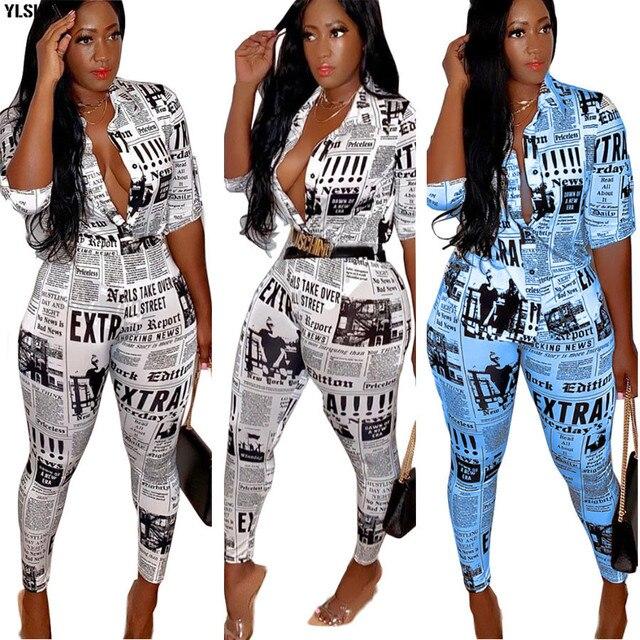 2 ZWEI STÜCK SET Frauen Plus Größe Drucken Passenden Sets Top + Hosen Kleidung Kostüme Trainingsanzug Track Anzüge Jogging Femme outfits