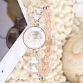 2016 New Arrival Women's Wrist Watch Fashion Hat Accessories Bracelet Band Watch With Rhinestone Quartz Watches Women