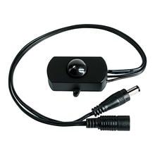 цена на Sensky DC 5V 12V 24V 5A PIR Sensor Switch Mini PIR Infrared IR Motion Sensor Detector Switch Module for LED Strip Light