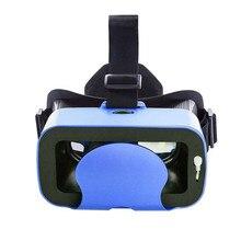 Qita 3d jogo head-mounted digital capacete óculos VR mobile óculos de realidade virtual