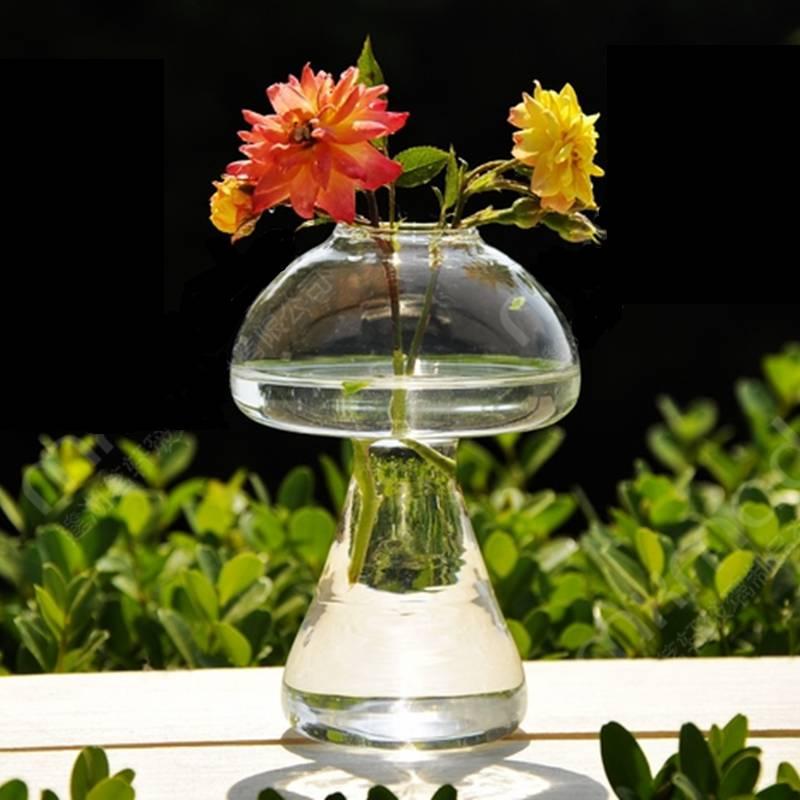 round glass vases promotion shop for promotional round glass vases on. Black Bedroom Furniture Sets. Home Design Ideas