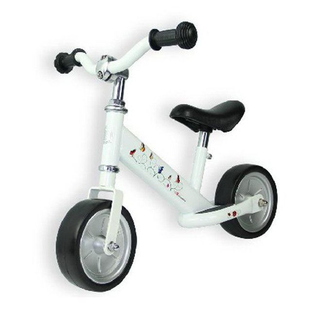 High Quality Gold Boy Steel Frame 7 Inch Baby Balancing Bike With EVA Wheel, 4 color for available