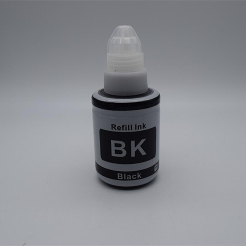 Refill Dye Ink Kit Kit BK C / M / Y Special til Canon Genopfyldelig - Kontorelektronik - Foto 3