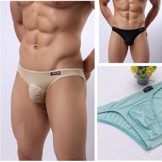 Women Waring Sexy Nylon Panties 86