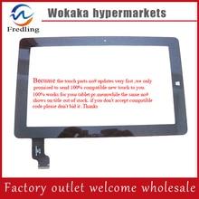 "Envío libre 10.6 ""táctil screen100 % Nuevo de Chuwi VI10 PRO (64 GB) de panel táctil con el marco (275mm * 168mm) Tablet PC digitalizador sensor"