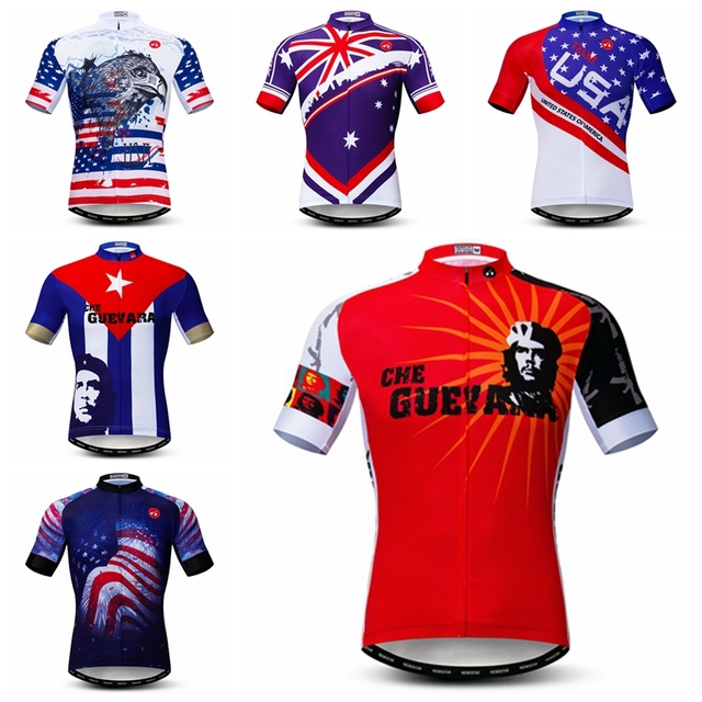 New Mens cycling jersey youth Russia UK summer Short sleeve Mountain Bike  jersey MTB clothing Maillot 40bcc6a06